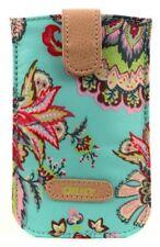 Oilily Cas De Téléphone Portable Summer Flowers Smartphone Pull Case Aqua