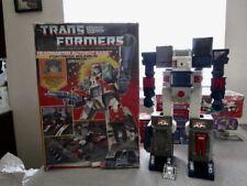 Transformers Generation One Autobot Base Fortress Maximus Box Mib