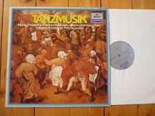Tanzmusik - Fritz Neumeyer Michael Praetorius Erasmus Widmann Johann Hermann LP