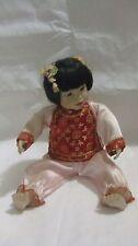 Maison de poupées miniature peuple asiatique Merrymeeting FEMME LADY MEI Lee