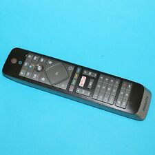 Genuine PHILIPS Premium Remote Control  w/ QWERTY keyboard for Android Smart TVs