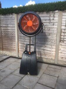 Rhino H-CROWD230 Industrial Crowd Cooling Fan 230V Drying Fan