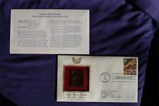 Great Lakes Dunes White-Footed Mouse 42c Stamp Fdc Gold Replica S#4352h Gr266