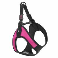 Gooby Escape Free Easy Fit Harness Dog Step-In Harness for Dogs Hot Pink Size XS