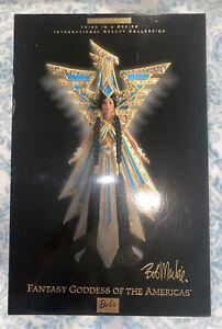 Bob Mackie Fantasy Goddess of the Americas Barbie Doll 25859 (NIB/NRFB)