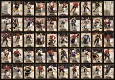 1988 ESSO NHL STICKERS COMPLETE SET LOT 48 Cards Gretzky Orr Howe Dryden Kurri