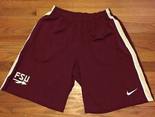 Nike Men's Lg Florida State FSU Seminoles 2016 Sideline Apparel Epic Short Red