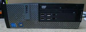 Dell OptiPlex 9020 SFF Intel Core i7 4790 3.6Ghz 16GB RAM 240GB SSD Win10Pro