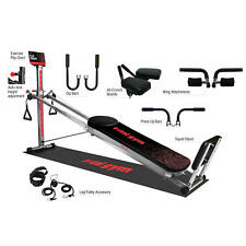 🔥 NEW Model Total Gym XL7 Home DVDs Abs Arms Back Chest Leg Workout Machine