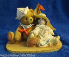 Cherished Teddie Zachary Yesterday's Memories Are Todays Treasures P. Hillman
