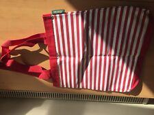 Hobbs Bag, Red And White Stripps, Beach, Shopping