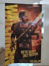 Watchmen (2009) 5x8' Vinyl Movie Theater Promotional Banner