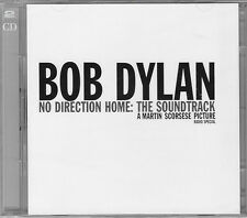 BOB DYLAN No Direction Home: The Soundtrack SEALED 2 CD Radio Show