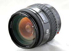 Minolta 24-85mm F3.5-4.5- superb and highly regarded minolta zoom.