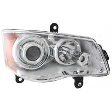 New CH2519126 Headlight for Chrysler Town & Country 2008-2016