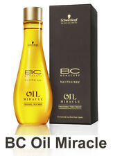 BC BONACURE Oil Miracle Finishing Treatment 100ml thick hair Schwarzkopf