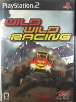 Wild Wild Racing - Playstation 2 PS2 Game - Tested