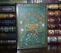 New Complete Grimm's Fairy Tales Brothers Grimm Sealed Collectible Hardcover