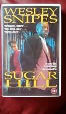 SUGAR HILL - VHS PAL EIV EMBOSSED BIG BOX SNIPES