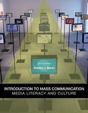 Introduction to Mass Communication: Media Literacy and Culture-ExLibrary