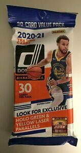2020-21 PANINI DONRUSS NBA Retail CELLO FAT PACK (30 Cards) Edwards? LaMelo RC?