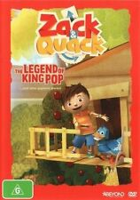 The Zack & Quack - Legend Of King Pop (DVD, 2014)