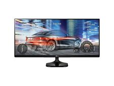 "LG 34UM58-P 34"" Class 21:9 UltraWide Full HD IPS LED Gaming Monitor Refurbished"