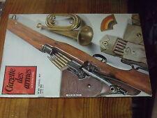 $$1 Revue Gazette des armes N°104 Forte epee troupes cheval  Pistolet match HEGE