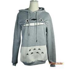 Animal Print Women Sport Hoodie 3D Thick Sweatshirt Harajuku Cartoon Totoro Hot!