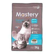 Mastery Comida para Gatos Adulto Pato, Comida Seca Para Adultos Gatos - 3Kg