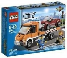 LEGO CITY Set (60017) Flatbed Truck BRAND NEW IN FACTORY SEALED BOX