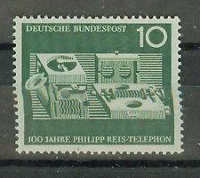 BRD Briefmarken 1961 Philipp Reis Mi.Nr.373**postfrisch