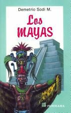 Los mayas  the Mayans (Spanish Edition)