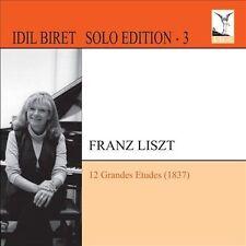Liszt: 12 Grandes Etudes, S.138 Solo Edition, Vol. 3, New Music