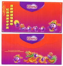 Ang pow red packet Ribena 2 pcs dragon new 2012