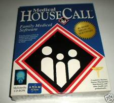 Medical HouseCall vintage medical diagnosis software