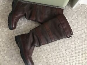 Dubarry Galway Boots Size UK 4.5 Great Condition