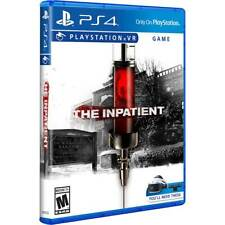 The Inpatient VR Virtual Reality for PS4 Sony Playstation 4