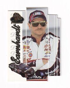 Dale Earnhardt 2000 Premium DIE-CUT #49 BV$10! SWEET CARD!