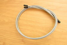 SHIMANO SIS SP OUTER SHIFTER GEAR CABLES X 2 GREY 600MM NEW UNUSED