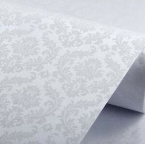 White flowers Wallpaper Peel and Stick Contact Paper Self Adhesive Home Decor