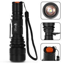 UltraFire UF-6880 CREE L2 LED 1000LM 5 file 18650 USB outdoor light flashlight
