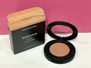 bareMinerals Bounce & Blur Blush 0.19 oz./5.9 g. Full Size Boxed -  Blurred Buff