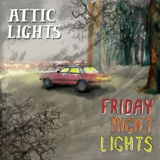 Attic Lights-Friday Night Lights CD   New