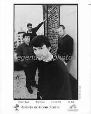 Agents of Good Roots RCA Original Music Press Photo