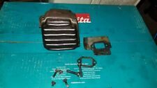 Stihl OEM MS461 MS 461 Chainsaw Muffler with bolts used chainsaw parts
