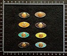 PIN Badge Russia USSR .Set of 8 items. Soviet Sport. Very Scarce