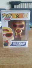WWE #11 HULK HOGAN POP No Reserve WorldWide Bidders Welcome *READ DESCRIPTION*