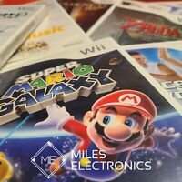 *Pick And Choose Wii Games* Cleaned And Tested! CIB