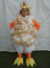 Custom Professional Nickelodeon TV Prop Chicken Costume Feather Hen Mascot
